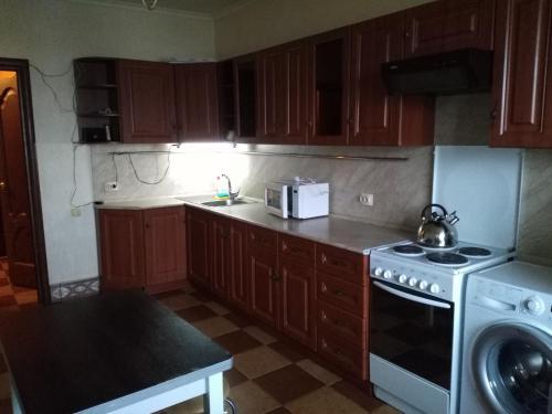 . Apartment na Bogolyubova 21