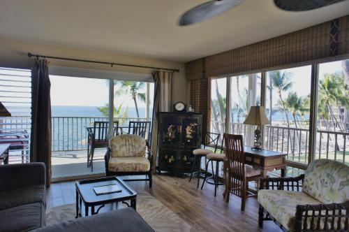 Kona Riviera Villas 203 - Kailua Kona, HI 96740
