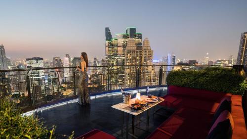 Anantara Sathorn Bangkok Hotel photo 29