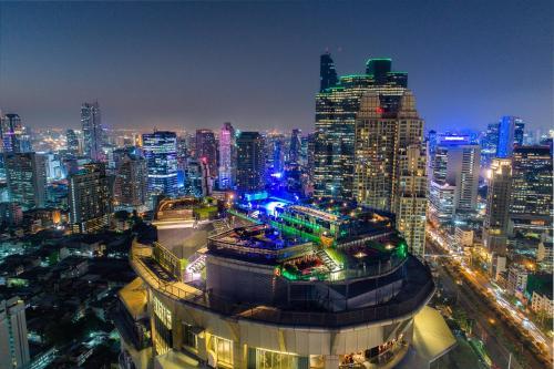 Anantara Sathorn Bangkok Hotel photo 33