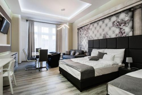 A Golden Star Modern Luxury Apartments Budapest - Accommodation