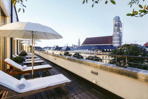 Promenadeplatz 2-6, Altstadt-Lehel, 80333 Munich, Germany.