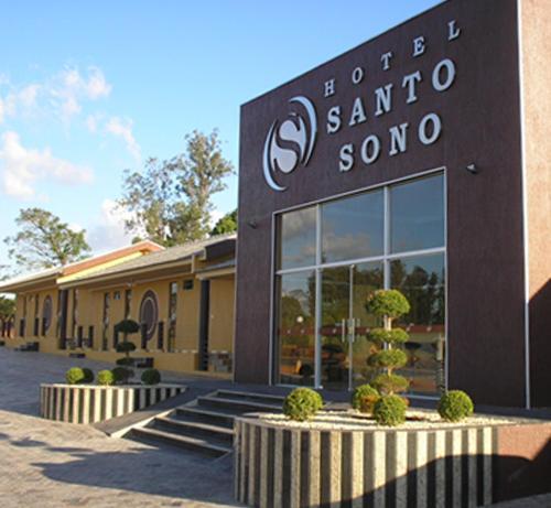 Foto de Hotel Santo Sono Quatá