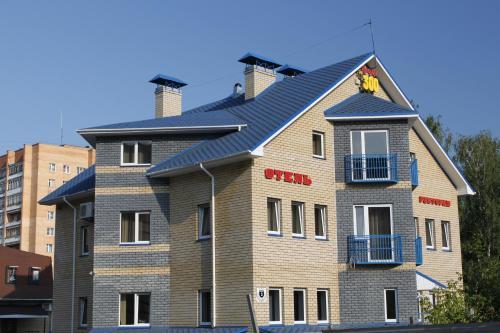 Отель Центр 300 - гостиница в Сарове  описание и отзывы, цена - Planet of  Hotels 43957afcff1