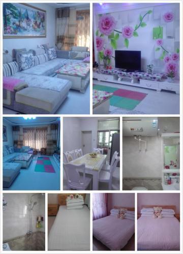 . Ejin Charming Populus Apartment
