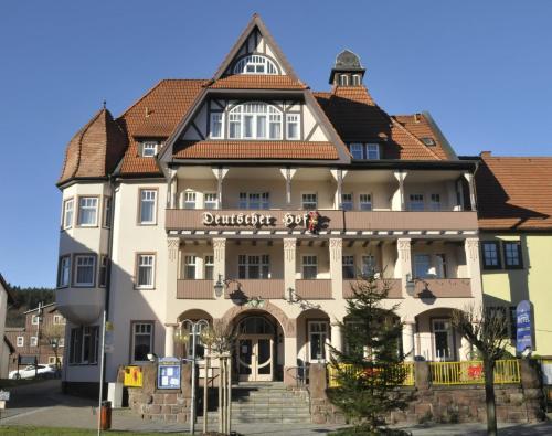 . Amadeus Boutique Hotel Deutscher Hof