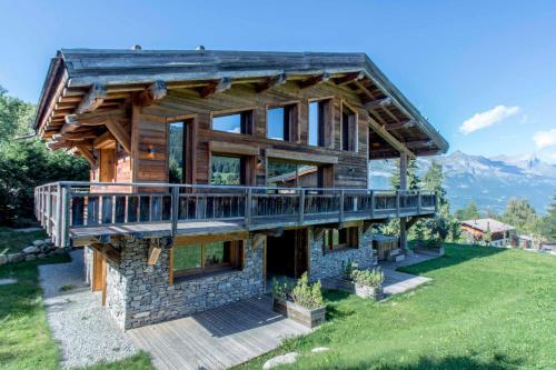 Mont Blanc - Chalet - Demi-Quartier