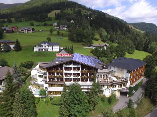 Wohlfühl & Genusshotel Felsenhof Bad Kleinkirchheim