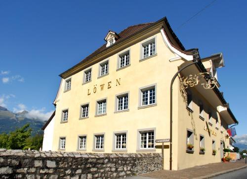Accommodation in Vaduz