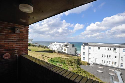 South Fistral View Apartment, Crantock, Cornwall