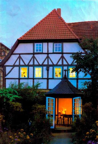 """. Ferienwohnungen """"Altes Bachhaus"""""""