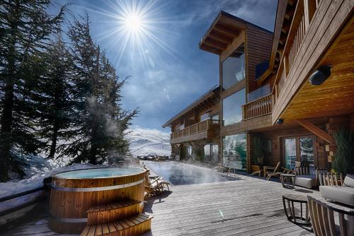 Hotel El Lodge, Ski & Spa 1