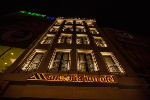 Istanbul Anatolia Inn rezervasyon