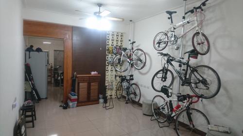 B BandB Bicycle Bed And Breakfast