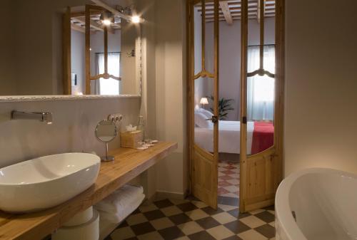 Habitación Doble Deluxe Jardí de Ses Bruixes Boutique Hotel 77