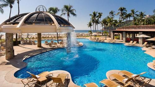 . Pierre Mundo Imperial Riviera Diamante Acapulco.