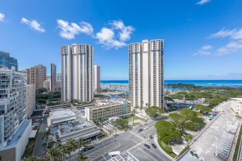 Ala Moana Hotel 1616 Studio City/Ocean - Honolulu, HI 96814