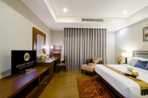 Grand Mercure Bangkok Asoke Residence photo 28