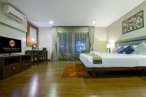 Grand Mercure Bangkok Asoke Residence photo 40