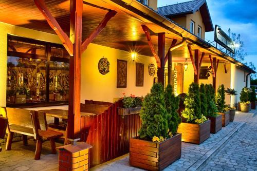 . Hotel nad Rabą - Bochnia