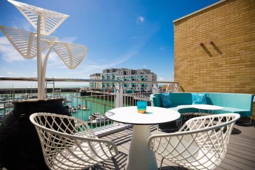 Brighton Marina, Brighton & Hove, BN2 5WA, England.