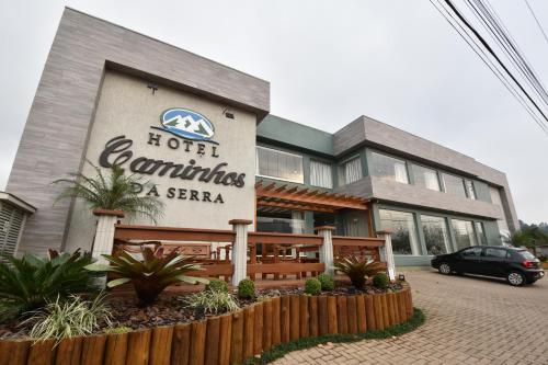 Foto de Hotel Caminhos da Serra