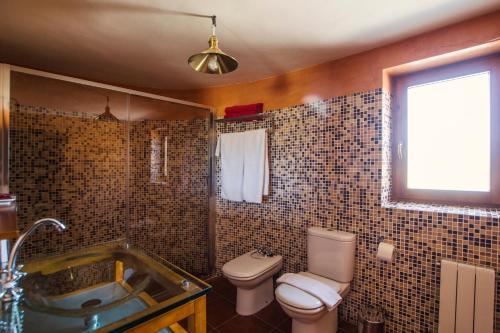 Villa de un dormitorio (2-4 adultos) Alojamientos Rurales los Albardinales 19