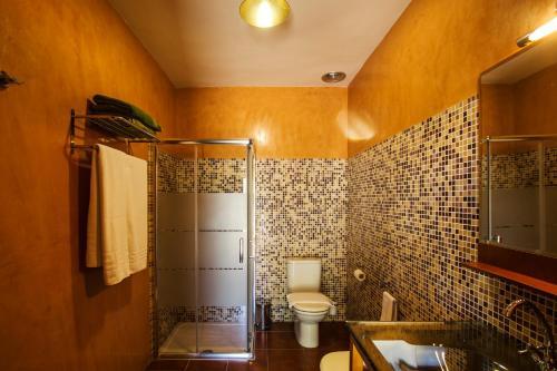 Villa de un dormitorio (2-4 adultos) Alojamientos Rurales los Albardinales 18