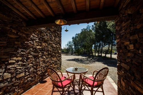 Villa de un dormitorio (2-4 adultos) Alojamientos Rurales los Albardinales 7