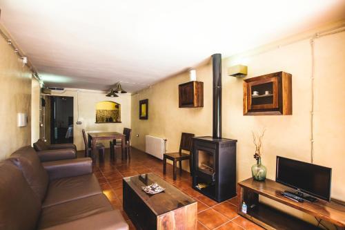 Villa de un dormitorio (2-4 adultos) Alojamientos Rurales los Albardinales 13