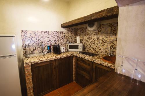 Villa de un dormitorio (2-4 adultos) Alojamientos Rurales los Albardinales 14