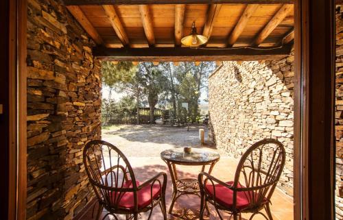 Villa de un dormitorio (2-4 adultos) Alojamientos Rurales los Albardinales 20