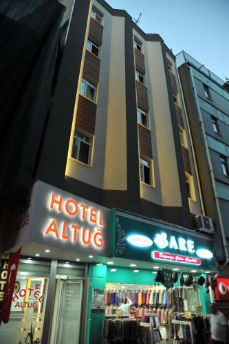 Isparta Hotel Altuğ indirim