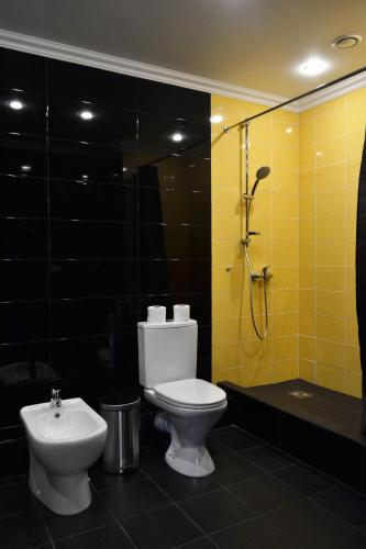 Хостел Казанское Подворье Большой двухместный номер c 1 кроватью или 2 отдельными кроватями