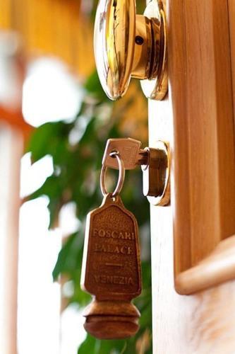 Foscari Palace Классический двухместный номер с 1 кроватью
