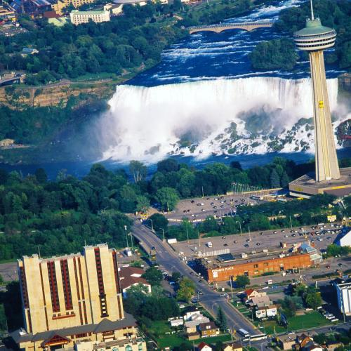 DoubleTree Fallsview Resort & Spa by Hilton - Niagara Falls Foto principal