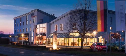 Hotel Seehof Leipzig - Zwenkau