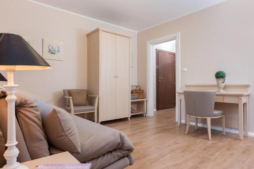 Apartamento Familiar com Varanda  (Family Apartment with Balcony)