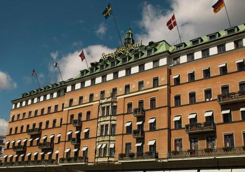 Grand Hôtel Stockholm photo 61