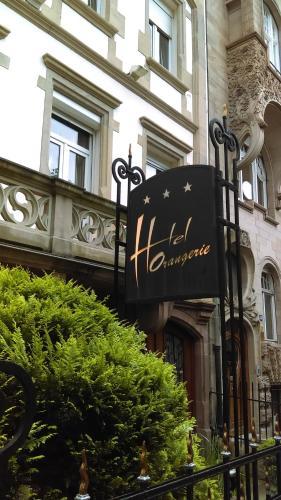 Hotel de l'Orangerie - Hôtel - Strasbourg
