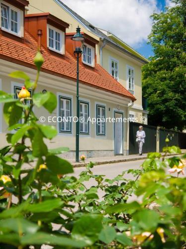 Appartementhaus ECONTO, Pension in Baden