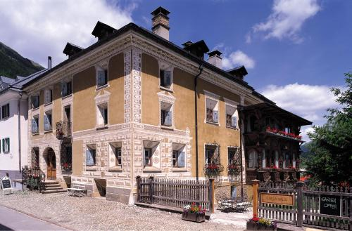 Historic Hotel Chesa Salis - Bever