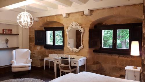 Habitación Triple Hotel Casa del Marqués 6