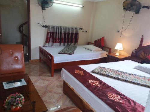 Quarto Duplo Deluxe com Cama Extra (Deluxe Double Room with Extra Bed)