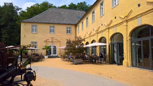 Kasteel-overnachting met je hond in Hotel Schloss Dyck - Jüchen