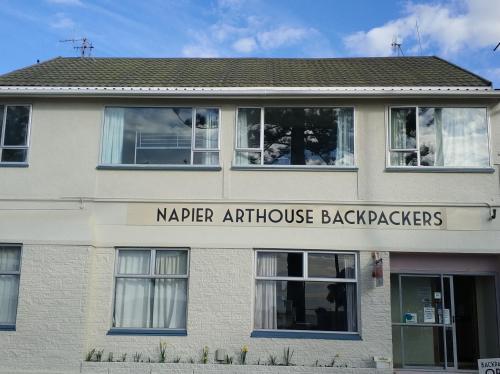 . Napier Art House Backpackers