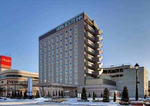 . Hotel Route-Inn Oshu