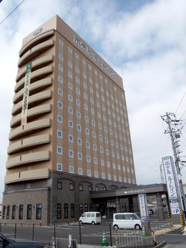 东室兰站前路线酒店
