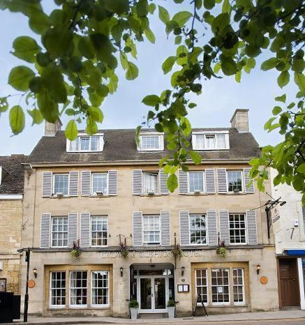 Crown & Cushion Hotel - Chipping Norton