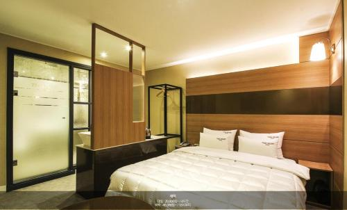 Foto - Two Heart Hotel Gimhae Waterpark